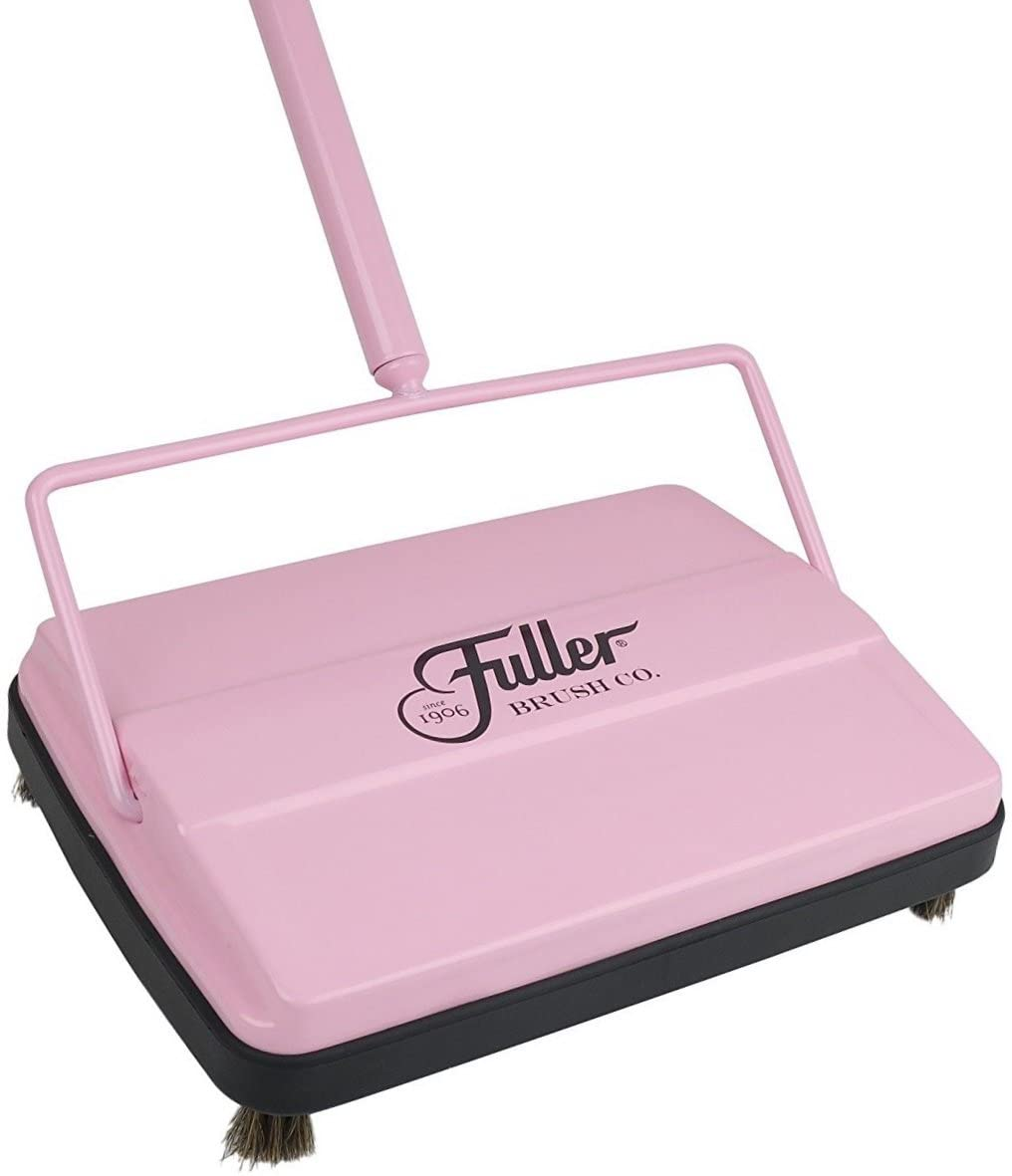 This 115-Year-Old Brand's Retro Sweeper Is Getting Glowing Reviews from Amazon Customers