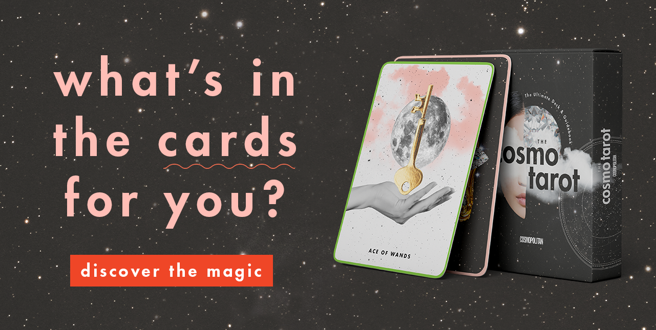 what's in the cards for you? Discover the magic: