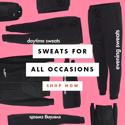 Sweats for every occasion!