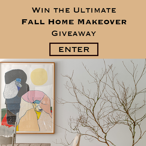 Enter for a chance to win $1,000 to rent or buy exceptional contemporary & collectible furniture from ZZ Driggs, $1,000 to rent contemporary art from sought-after artists and NYC galleries, a 6-month subscription to set down new roots and green up your space with a plant assortment from The Sill, plus $250 to get comfy-cozy with luxury bedding & towels from a top brand.