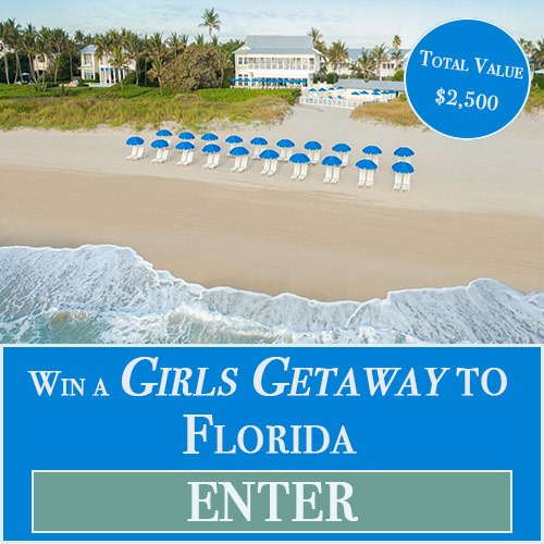 Enter for a chance to win a three-day, two-night accommodation at The Seagate Hotel & Spa, access to the Seagate Beach Club and Seagate Country Club, roundtrip airfare for two to/from Palm Beach International Airport ($1,000 value), a $500 gift card for spa treatment(s) and breakfast, a $240 Panda Sunglasses gift card, a Microbiome Plus gift box ($250 value), and a $150 gift card from Laya Swimwear.