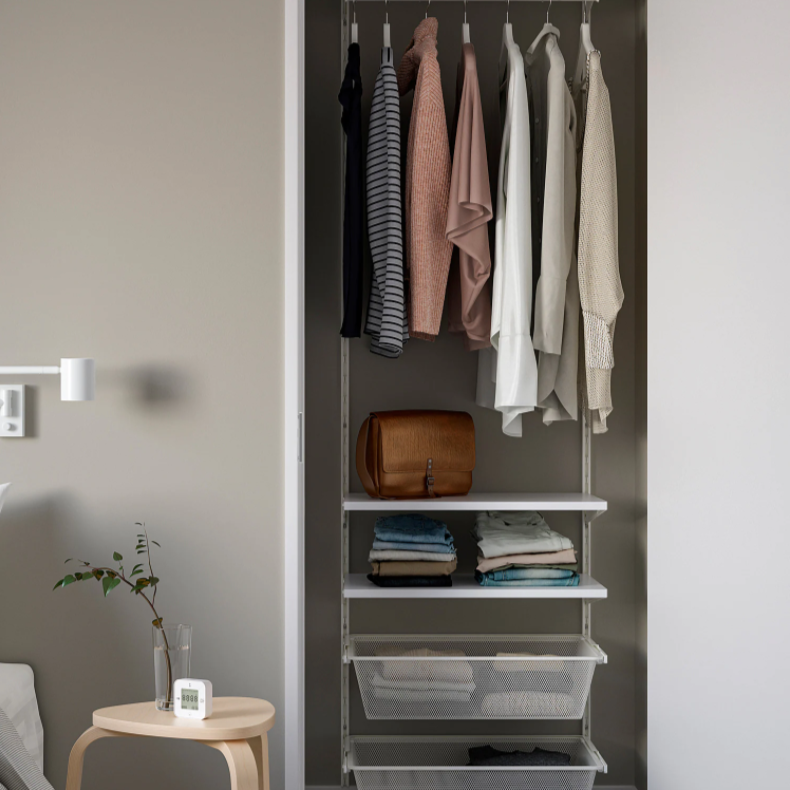These Closet Systems Will Make Getting Dressed So Much Easier