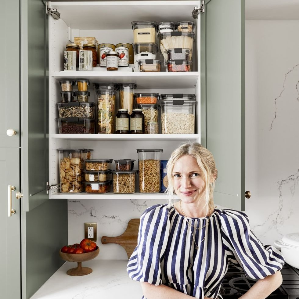 These 4 Tricks Transformed Emily Henderson's Pantry