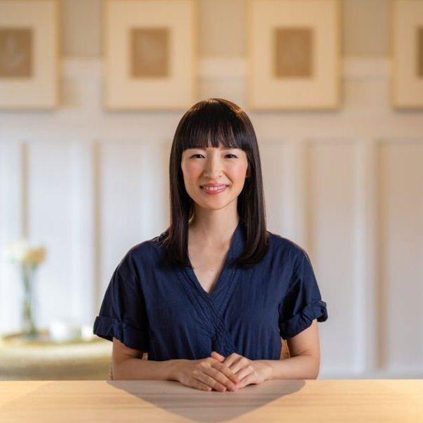 The New Trailer For ''Sparking Joy With Marie Kondo'' Will Make You Want to Get Organized Immediately