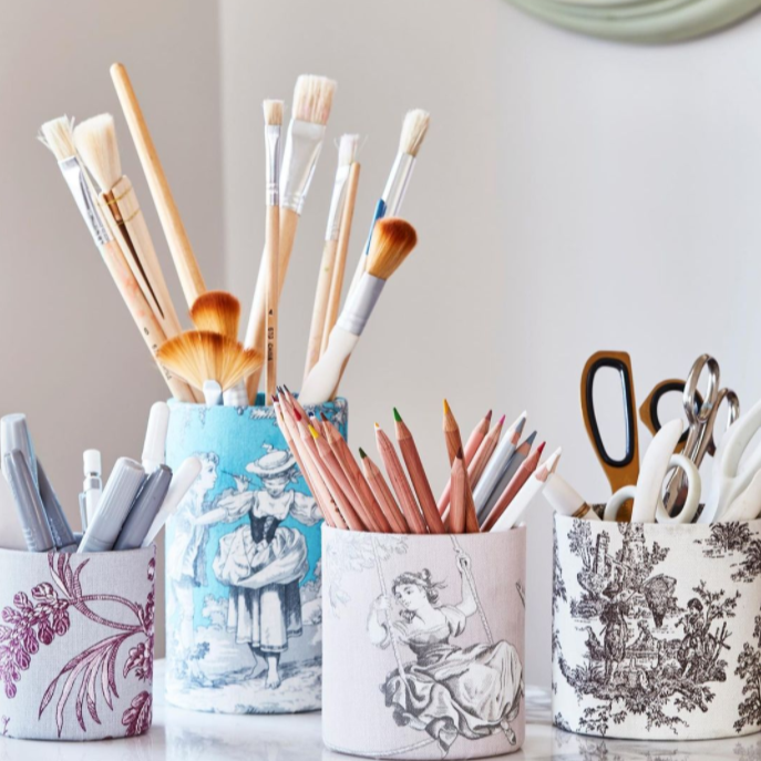 Martha Stewart's Latest Hack Is Guaranteed to Spruce up Your Work Space