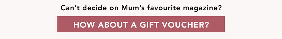 can't decide? how about a gift voucher?