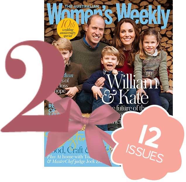 The Australian Women's Weekly Magazine