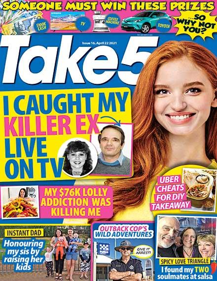Take 5 Magazine