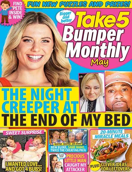 Take 5 Bumper Monthly Magazine