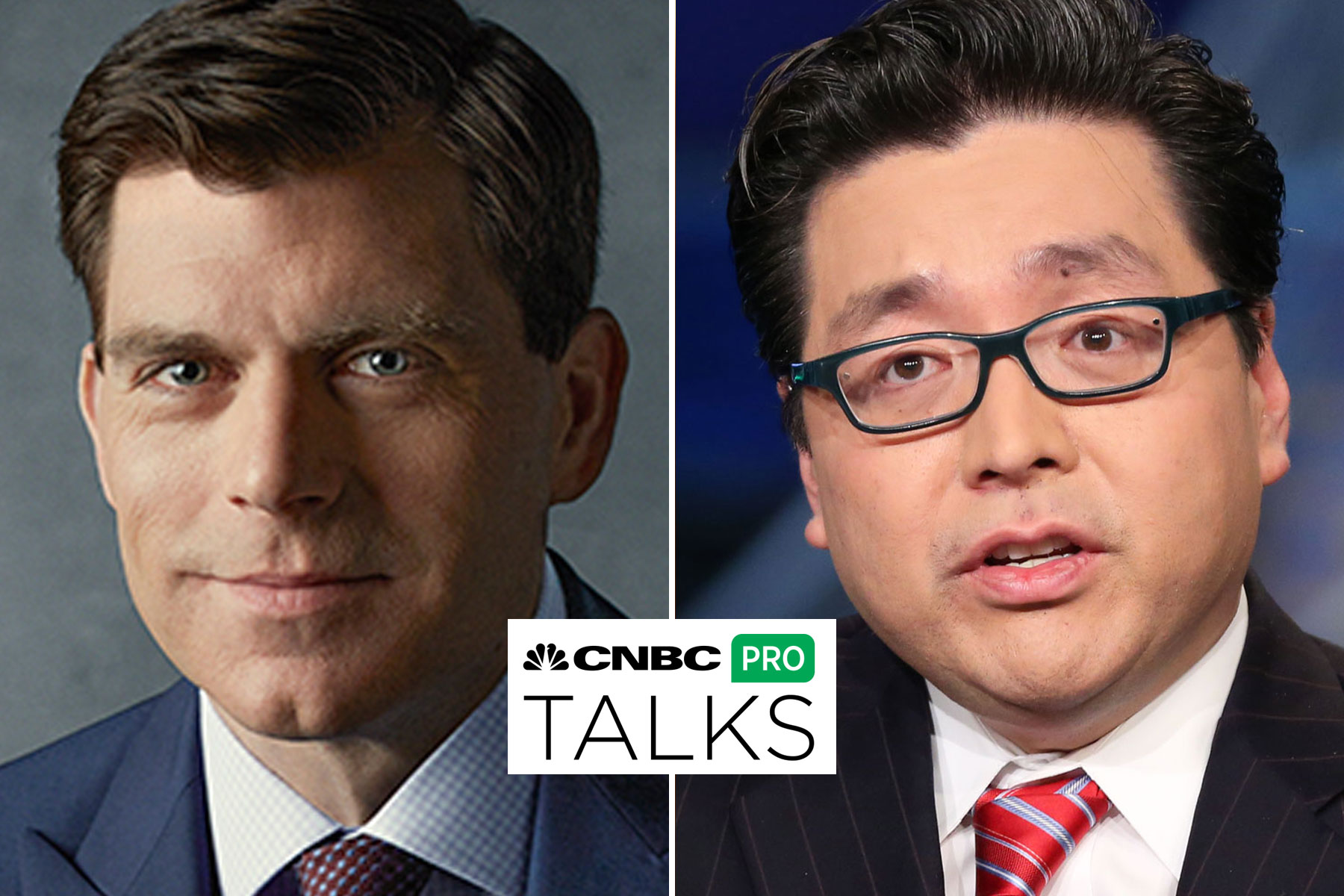 Join the latest Pro Talks event with the two of the top names on Wall Street.