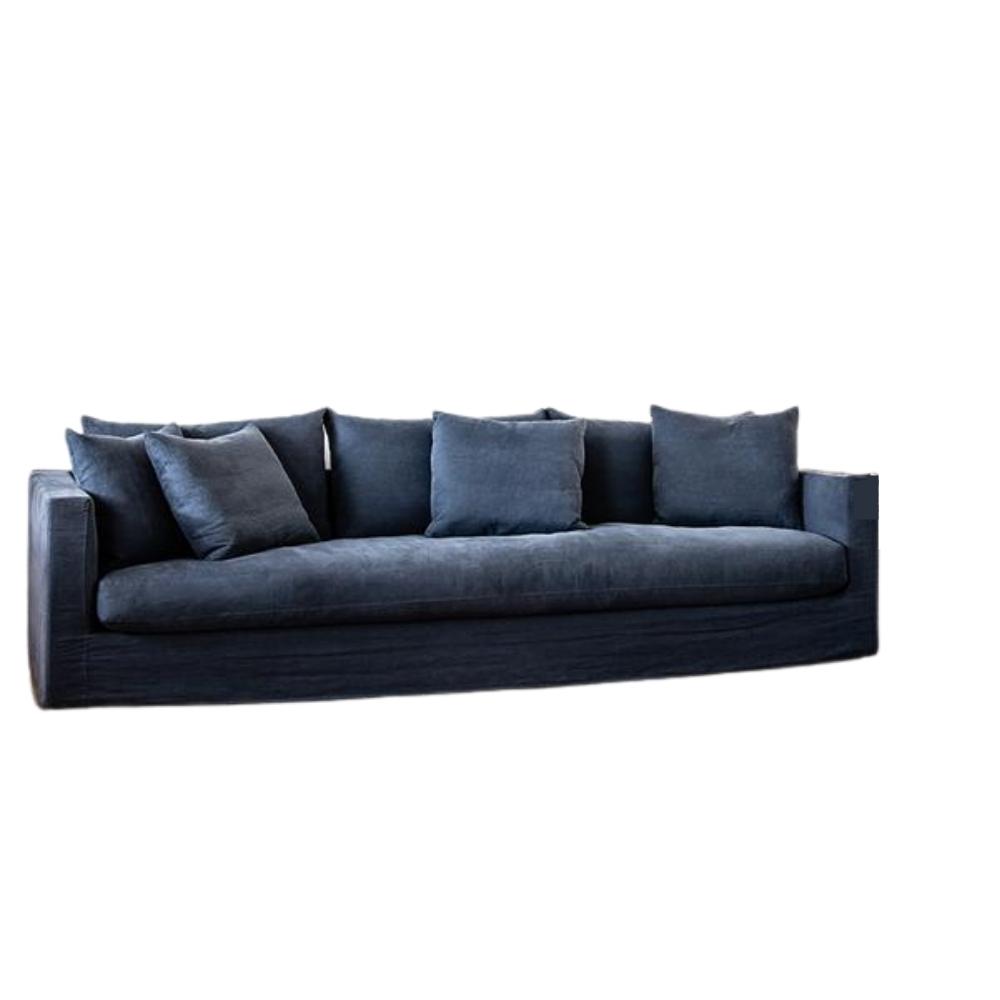 100% Linen sofa MCM House