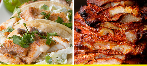 7 Perfect Tacos For The Week