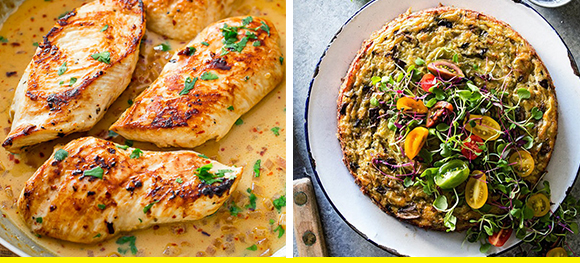 7 Delicious Dinners For Your Busy Week