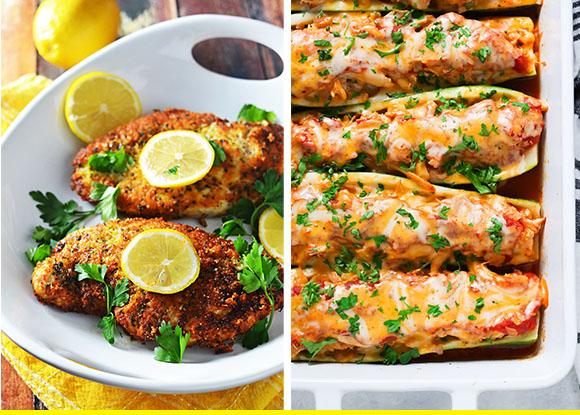 16 5-Ingredient Chicken Dinners