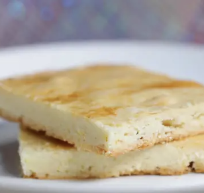Michelle Obama's Citrus Shortbread Cookies