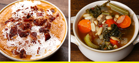 24 Essential Fall Soups That'll Feed Your Whole House As The Weather Starts To Get Cooler