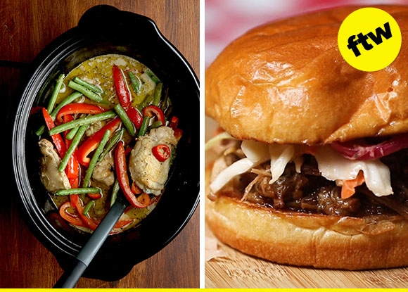 23 Easy Slow Cooker And Instant Pot Recipes For Lunch, Dinner, Dessert, And Beyond