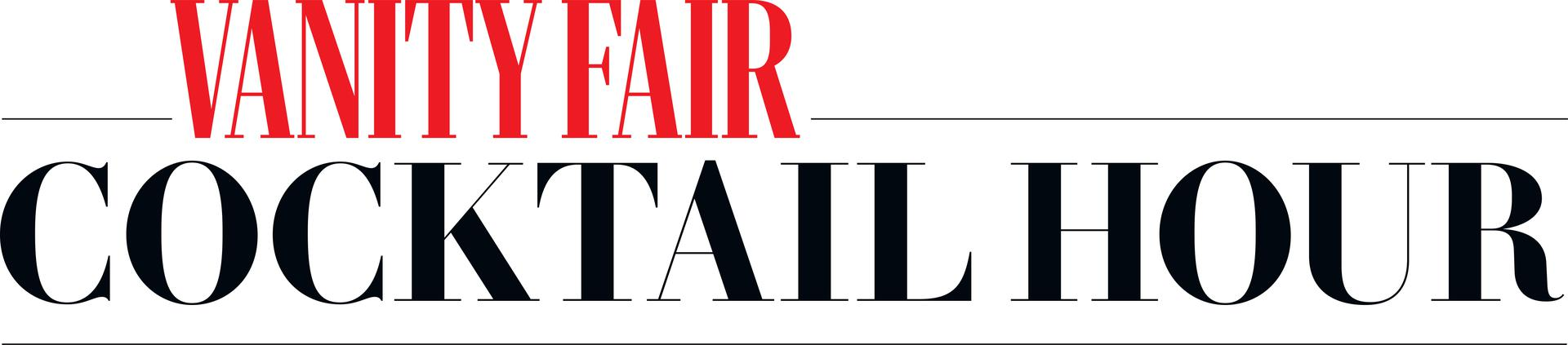 Vanity Fair's Cocktail Hour logo image
