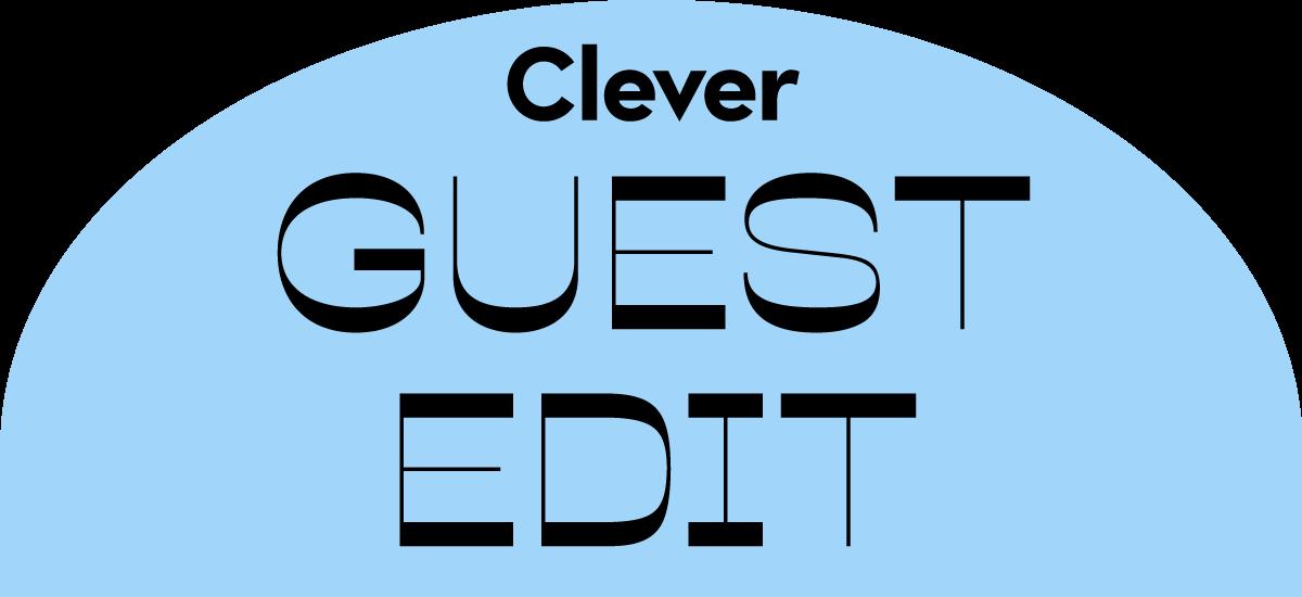 Architectural Digest's Clever Guest Edit Logo