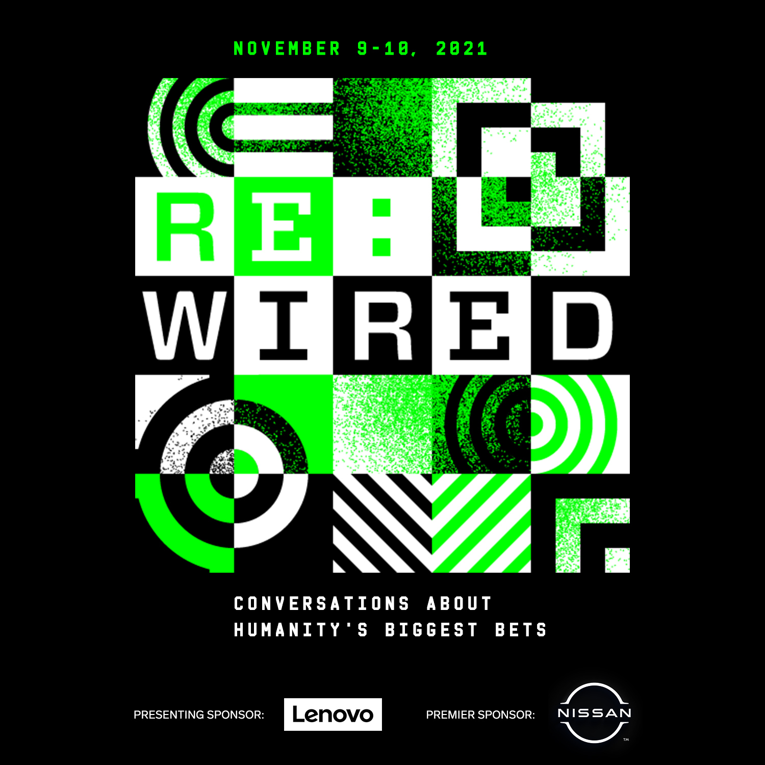 Join us at the RE:WIRED conference
