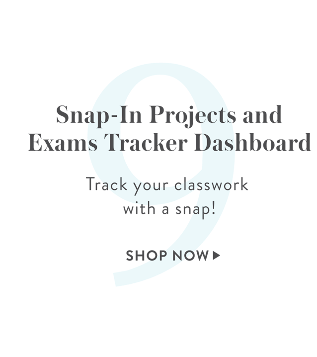 9: Snap-In Tracker Dashboard, SHOP >