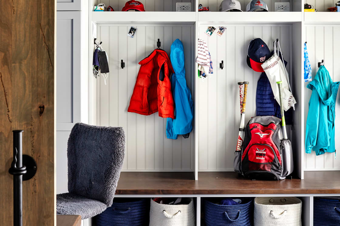 The Best Mud Room Organization Hacks I Learned from Designers