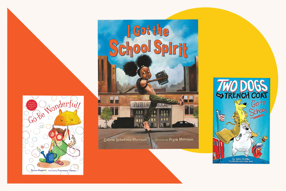 12 Books to Get Any Kid Excited to Go Back to School