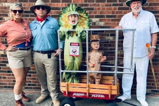 9 Budget-Friendly and Instagram-Worthy Family Halloween Costumes