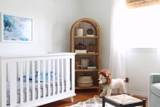 10 Timeless Nursery Items That Will Grow With Your Kids