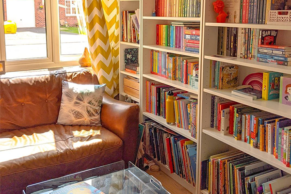 Our 620-Square-Foot Family Home is Bursting with Color, Fun, and Unexpected Functionality