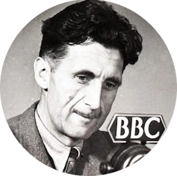 Celebrate George Orwell's birthday by reading his (scathing) 1940 review of Mein Kampf.