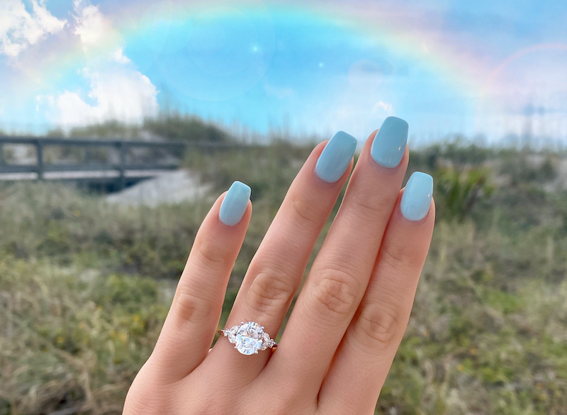 Discover engagement rings, wedding bands, tennis bracelets + more at the Diamonds Direct Summer Designer Showcase | Photo provided