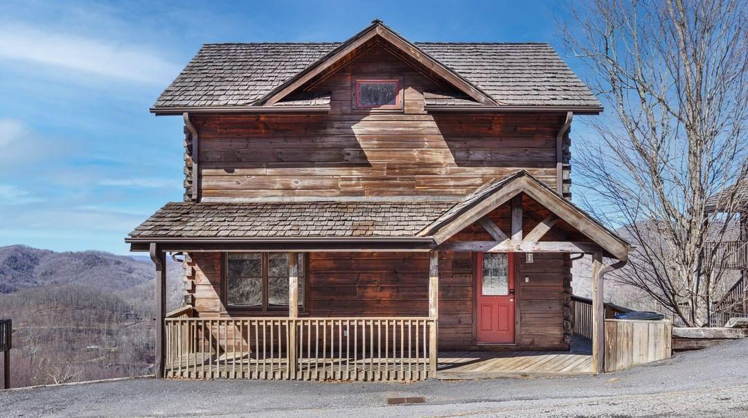 Cabin home in North Carolina